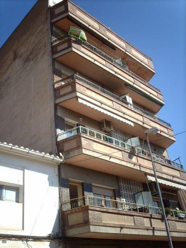piso en jumilla zona viviendas de embargo
